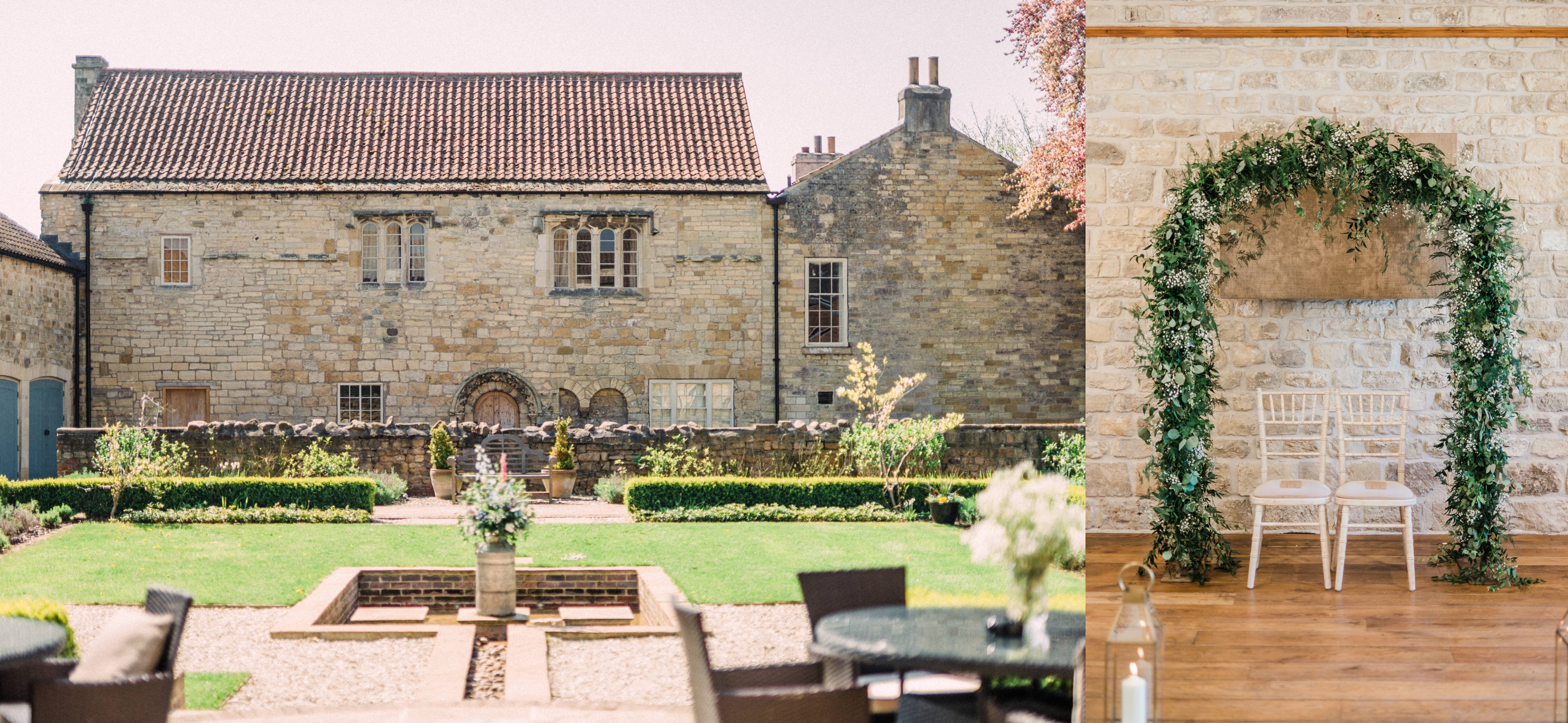 Priory Cottages Wedding Venue