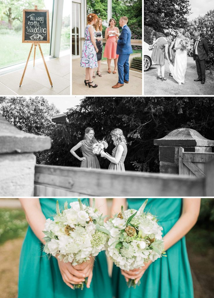 Wakefield Wedding Photographer - Bridesmaids