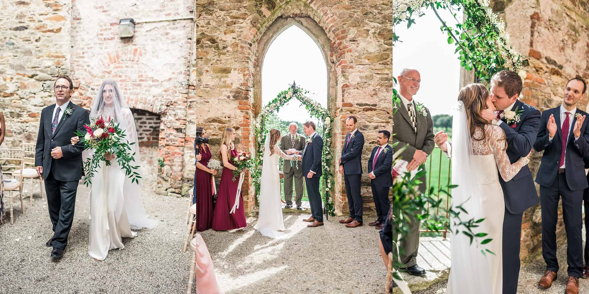 Castle Destination Wedding