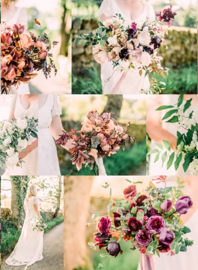 Forge Events Wedding Bouquets Showcase Shoot