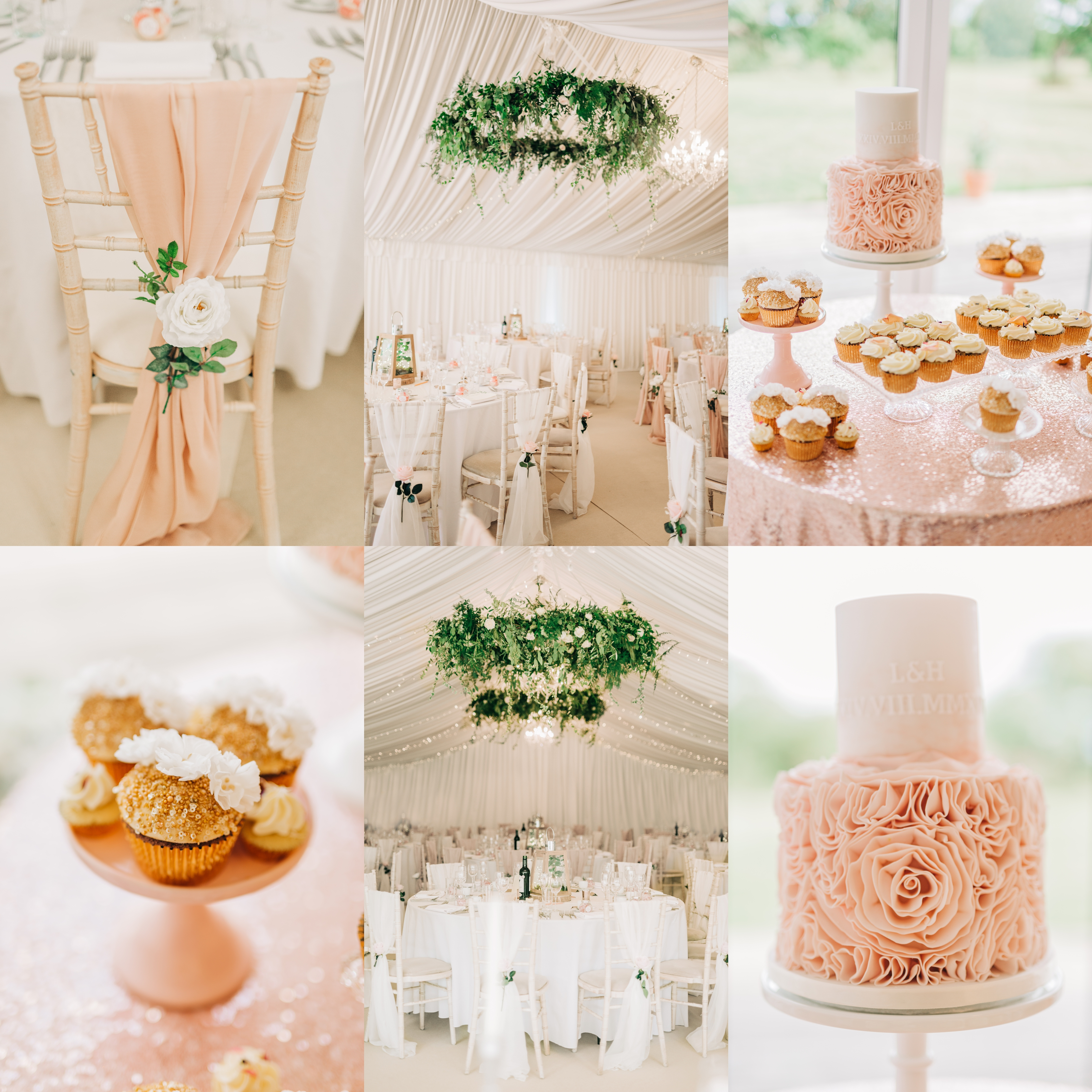 Wedding Tables and Chairs, Wedding Cake